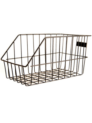 Rear Tray Basket