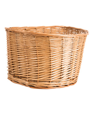 "18"" Wicker Basket"
